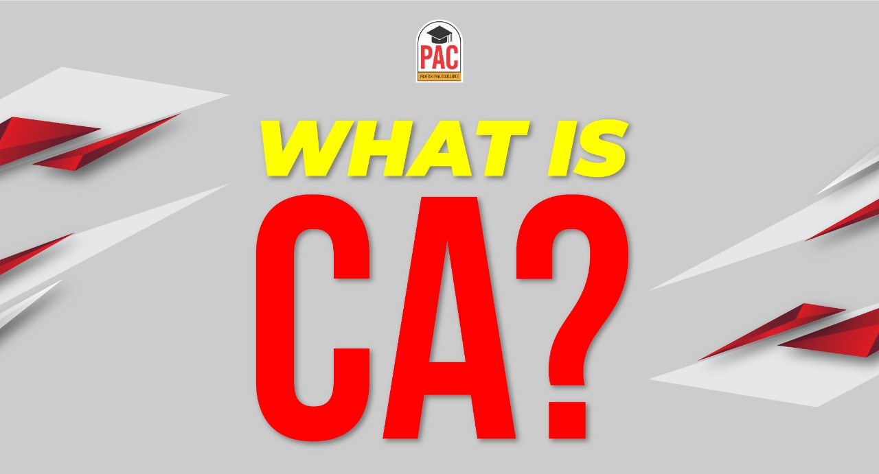 What is CA