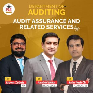 Audit, Assurance and Related Services